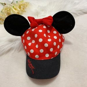 ✨Disneyland Mini Mouse Hat✨